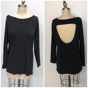 Lululemon Long Sleeve Shirt with Opening Detail